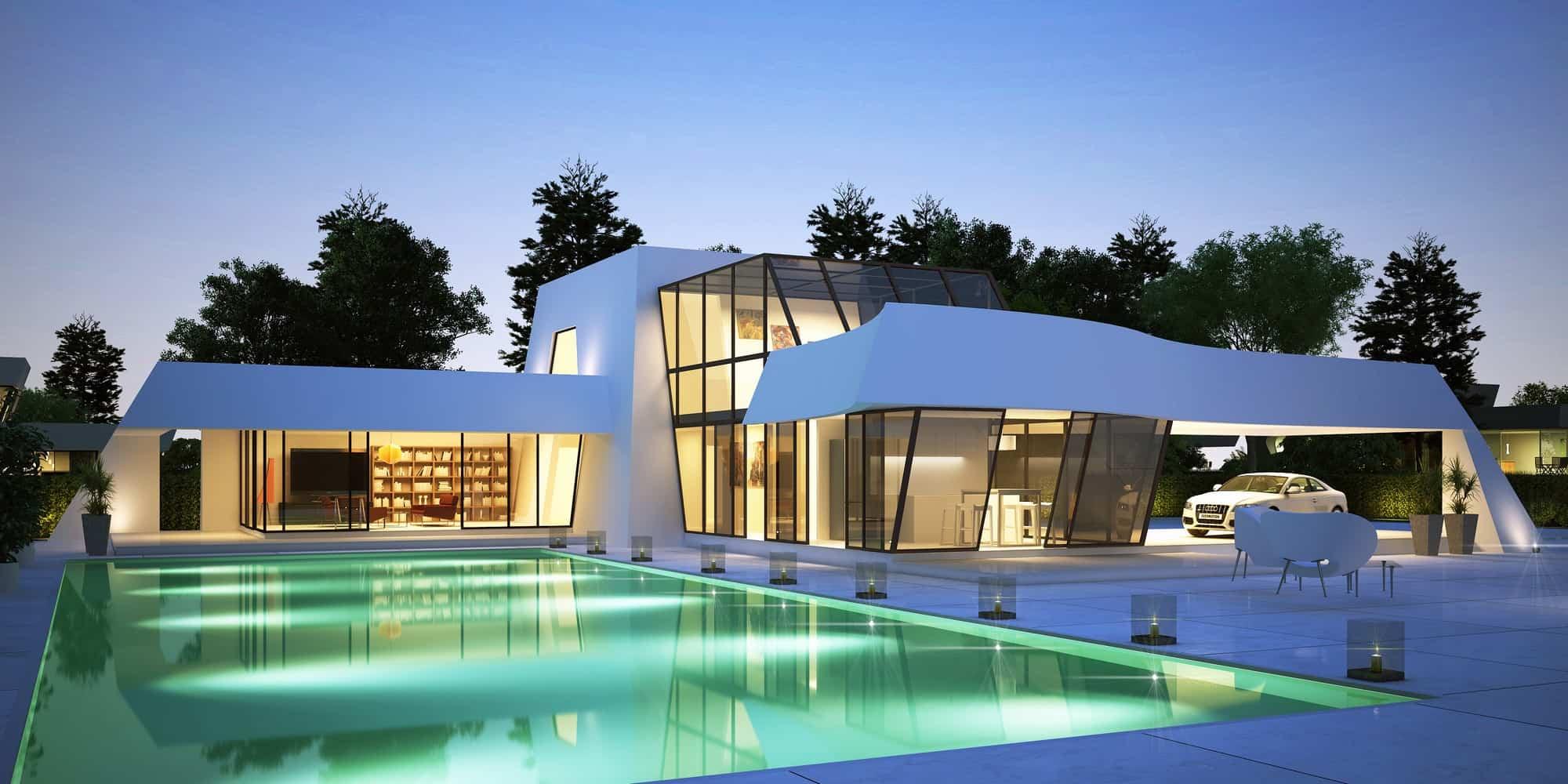 Ranking de las mejores inmobiliarias de lujo en espa a - Casas modernas madrid ...